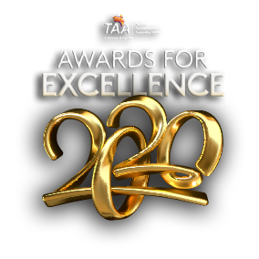 TAA NSW AWARDS Logo